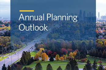 Annual Planning Outlook