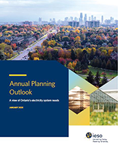 Annual Planning Outlook - cover